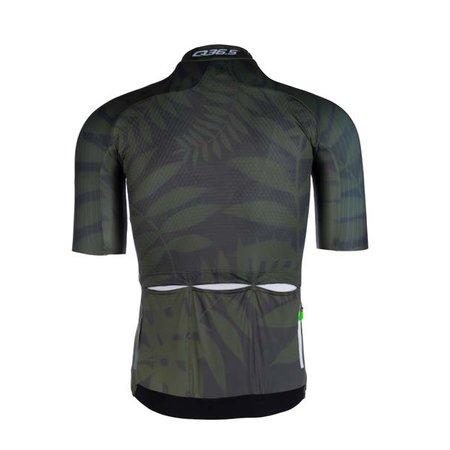 Q36.5 Q36.5 Fietsshirt Korte Mouwen R2 Jungle