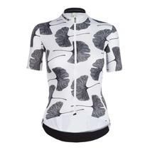 Women Jersey Short Sleeves G1 Ginkgo White