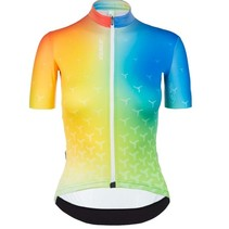 Women Jersey Short Sleeves G1 Good Vibes Multicolor