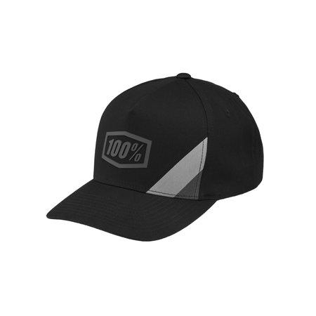 100% 100% Pet Snapback MTB CORNERSTONE X-Fit