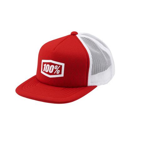 100% 100% Youth Cap SHIFT Trucker OSFM