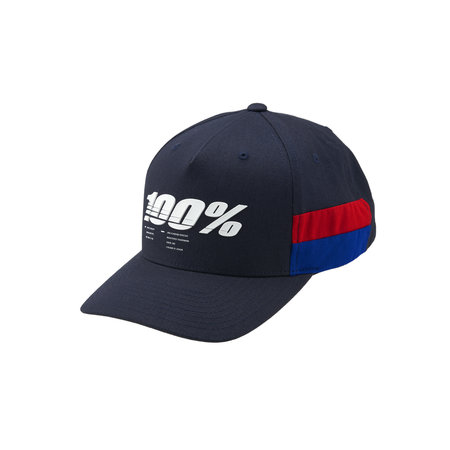 100% 100% Cap Snapback Loyal X-Fit