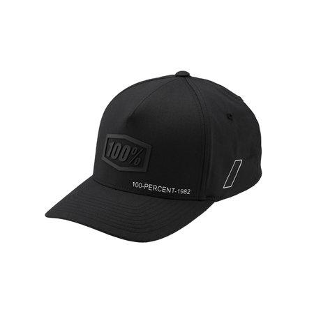 100% 100% Cap Snapback Shadow X-Fit