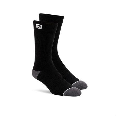 100% 100% Sokken Casual Solid