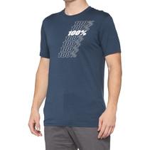 T-Shirt Nord Blauw