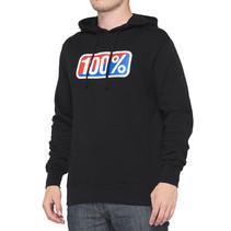 Hoodie Sweater Classic Zwart