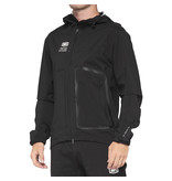 100% 100% Jacket MTB Hydromatic Black