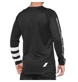 100% 100% MTB Jersey R-Core Black