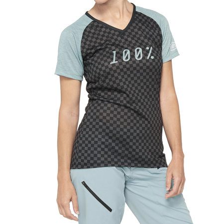 100% 100% Women MTB Jersey Airmatic
