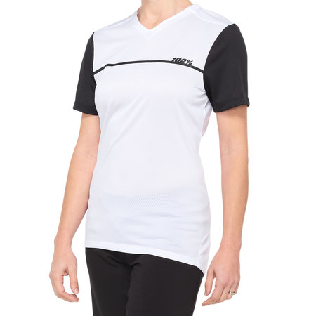 100% 100% Dames MTB Shirt Ridecamp