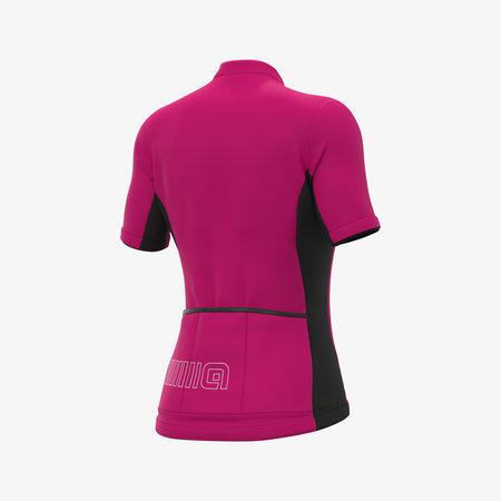 ALE Ale Donna SS Jersey Solid Block