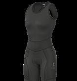 ALE Ale Dames Skinsuit R-EV1 Future Integrato Zwart