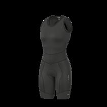 Dames Skinsuit R-EV1 Future Integrato Zwart