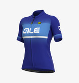 ALE Ale Donna SS Jersey Solid Blend
