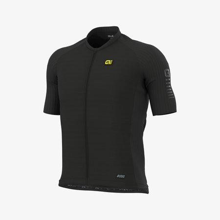 ALE Ale Jersey Short Sleeves R-EV1 Silver Cooling