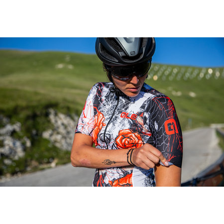 ALE Ale Women Jersey Short Sleeves PRR Skull