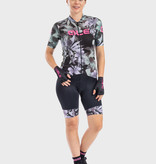 ALE Ale Women Jersey Short Sleeves Solid Bouquet