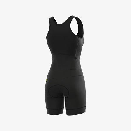 ALE Ale Women Skinsuit No Sleeves Classico RL 2.0 Black
