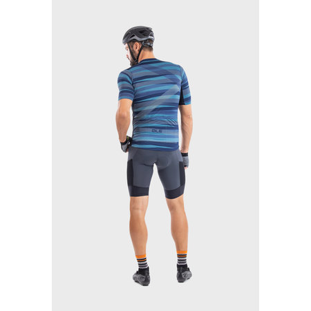 ALE Ale Jersey Short Sleeves Off-Road Gravel Pathway