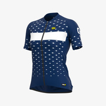 Women Jersey Short Sleeves Graphics PRR Stars
