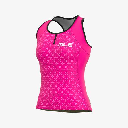 ALE Ale Women Jersey No Sleeves Solid Helios