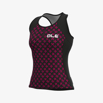 Women Jersey No Sleeves Solid Helios