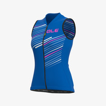 Women Jersey No Sleeves Solid Flash