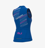ALE Ale Women Jersey No Sleeves Solid Flash