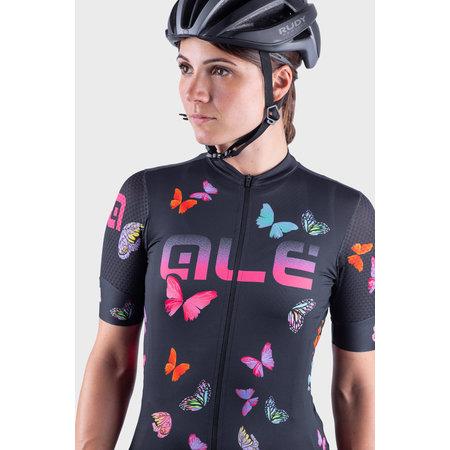 ALE Ale Women Jersey Short Sleeves PRR Butterfly