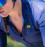 ALE Ale Women Jersey Short Sleeves R-EV1 Silver Cooling