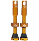 Peaty's Peaty's Tubeless Valves 42-60mm - Chris King (MK2)