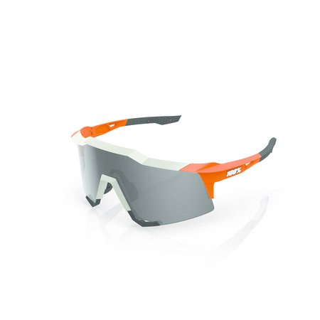 100% 100% SPEEDCRAFT® Soft Tact Oxyfire Smoke Lens + Clear Lens Included