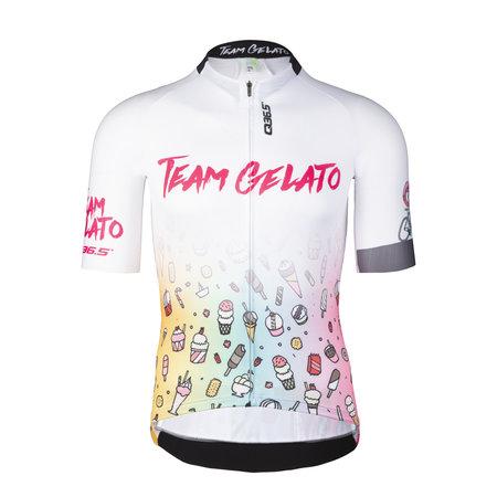 Q36.5 Q36.5 Fietsshirt Korte Mouwen R2 Team Gelato