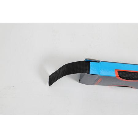 BikeRibbon BikeRibbon Stuurlint Cork Carbon Zwart