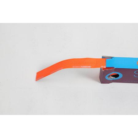 BikeRibbon BikeRibbon Stuurlint Eolo Soft Fluo Oranje