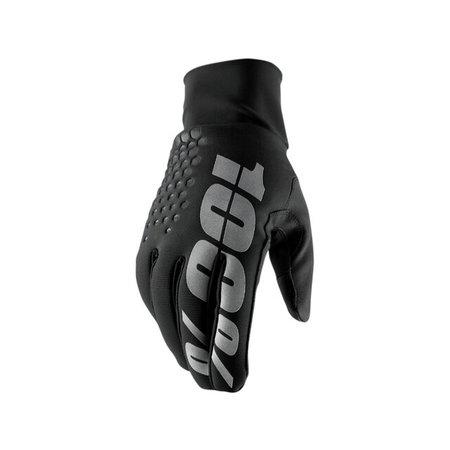 100% 100% Cycling gloves MTB Hydromatic Brisker Black