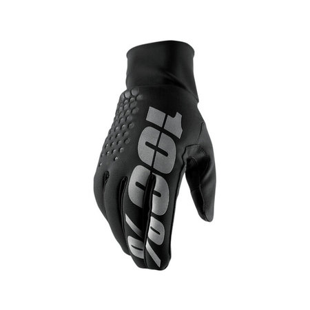 100% 100% Fietshandschoenen MTB Hydromatic Brisker Zwart
