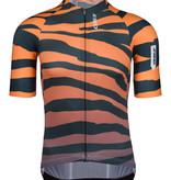 Q36.5 Q36.5 Fietsshirt Korte Mouwen R2 Tiger Oranje