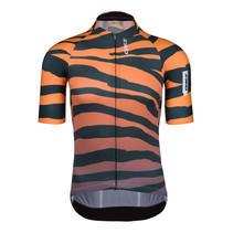 Jersey Short Sleeves R2 Tiger Orange