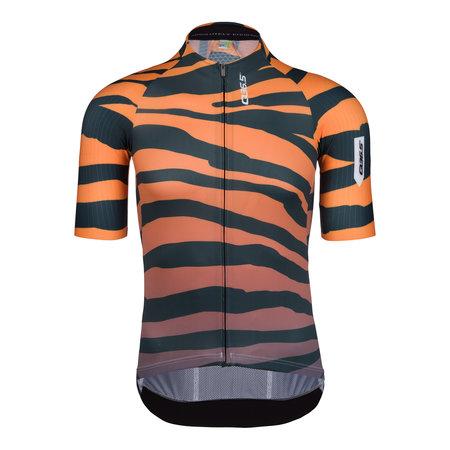 Q36.5 Q36.5 Jersey Short Sleeves R2 Tiger Orange