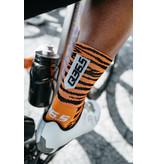 Q36.5 Q36.5 Sokken Ultra Tiger Oranje