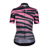 Women Jersey Short Sleeves G1 Tiger Pink