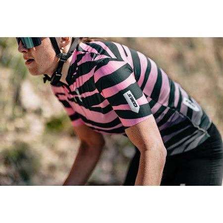 Q36.5 Q36.5 Women Jersey Short Sleeves G1 Tiger Pink