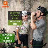 Word nu lid van de Sport4it Strava Club!