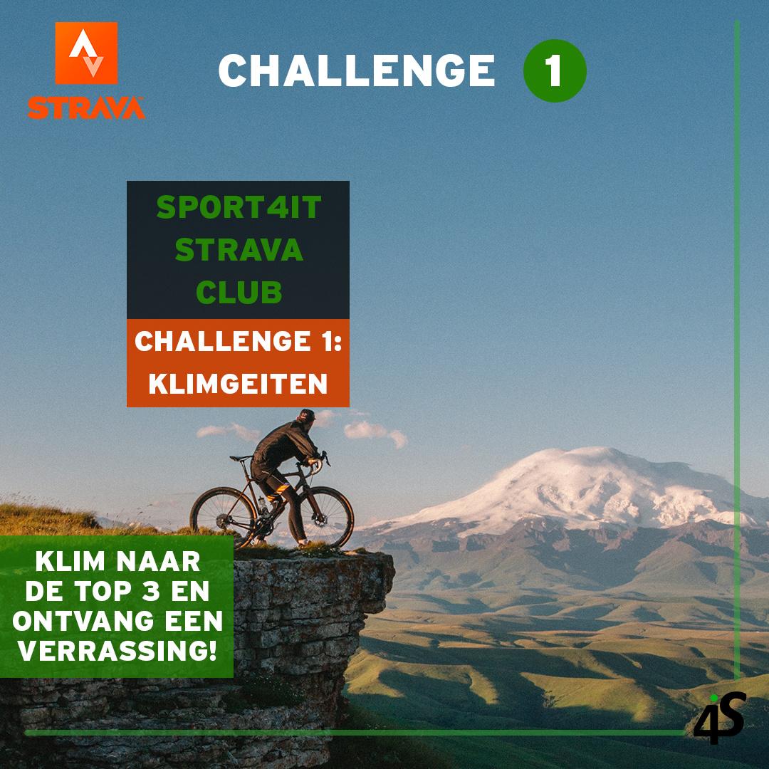 Challenge 1: Klimgeiten