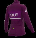 ALE Ale Dames Fietsshirt Lange Mouwen Solid Blend
