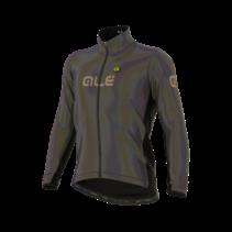 Cycling Jacket Guscio Iridescent Reflective