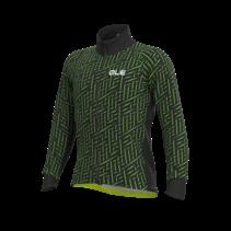 Cycling Jacket PR-R Green bolt
