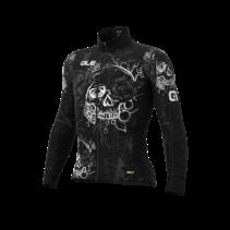 Fietsshirt Lange Mouwen PR-R Skull