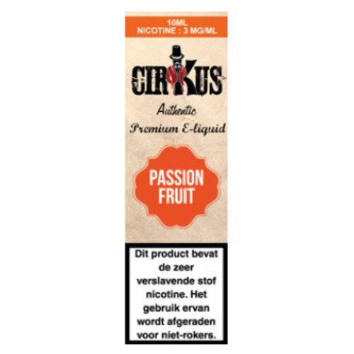 CirKus The Authentics - Passionfruit